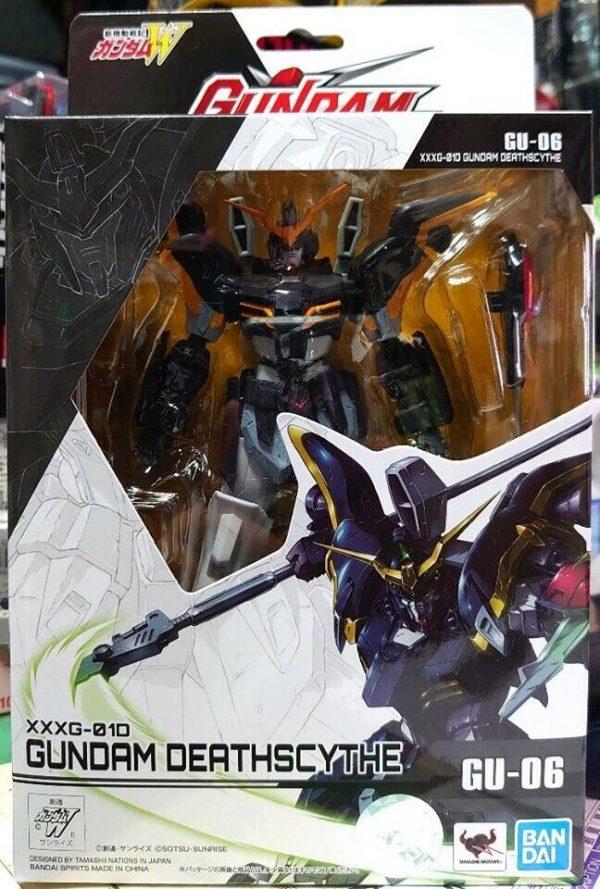 GUNDAM UNIVERSE GU-06 XXXG-01D DEATHSCYTHE